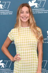 """Charlotte Vega - """"Mosquito State"""" Photocall at the 77th Venice International Film Festival"""