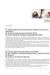 Chloe Bennet - ELLE Mexico September 2020 Issue