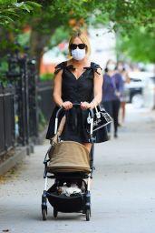 Chloe Sevigny - Out For a Stroll in SoHo, NY 09/09/2020