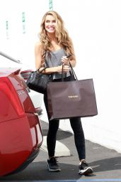 Chrishell Stause - Out in Los Angeles 09/16/2020