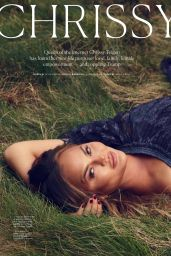 Chrissy Teigen - Marie Claire Australia October 2020 Issue