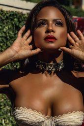 Christina Milian - Modeliste Magazine September 2020