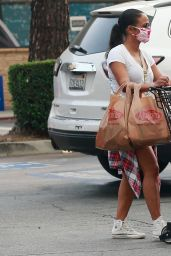 Christina Milian - Out in Studio City 09/13/2020