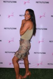 Christina Milian - Pre Celebrating Her Birthday at PYT Headquarters in West Hollywood 09/18/2020