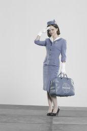 """Christina Ricci - """"Pan Am"""" Promo Photos"""