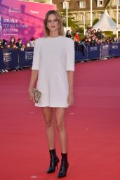 Christine Gautier – 46th Deauville American Film Festival Opening Ceremony