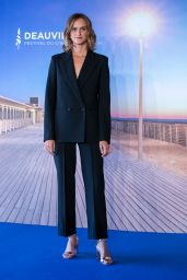 """Christine Gautier - """"Teddy"""" Photocall at 46th Deauville Film Festival 09/05/2020"""