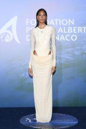 Cindy Bruna – Monte-Carlo Gala For Planetary Health in Monte-Carlo 09/24/2020