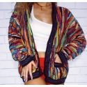 Coogi Vintage Cardigan Sweater