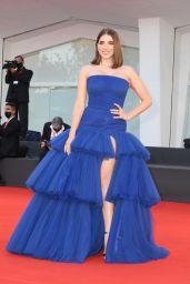 """Cynthia Samuel – """"Notturno"""" Premiere at the 77th Venice Film Festival"""