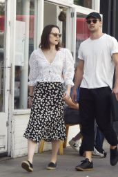 Daisy Ridley - Out in London 09/27/2020