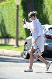 Dakota Fanning - Out in Los Angeles 09/25/2020