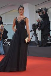 """Daniela Ferolla – """"Padrenostro """" Premiere at the 77th Venice Film Festival"""