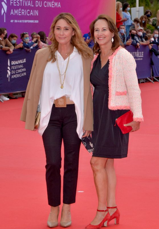Daniela Lumbroso – 46th Deauville American Film Festival Opening Ceremony