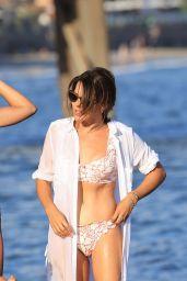 Danielle Bux - Beach in Malibu 08/27/2020
