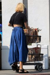Diane Kruger - Shopping in Los Angeles 09/16/2020