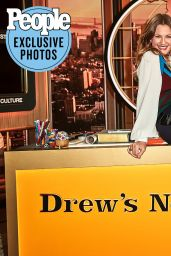 Drew Barrymore – People Magazine 09/21/2020 Issue