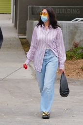 Dua Lipa - Out in West Hollywood 09/10/2020