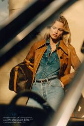Edita Vilkeviciute - Vogue Paris October 2020 Issue