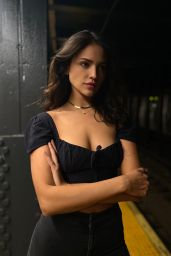 Eiza Gonzalez - The Hollywood Reporter 2020