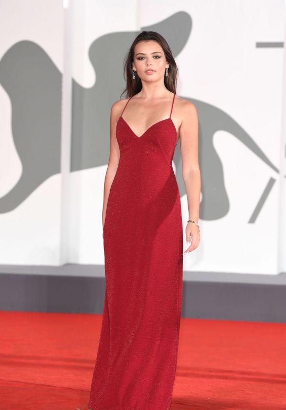 """Eleonora Gaggero - """"Revenge Room"""" Premiere at the 77th Venice Film Festival"""