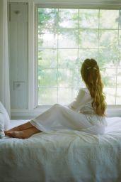 Elizabeth Gillies - Vogue Photo Diary September 2020
