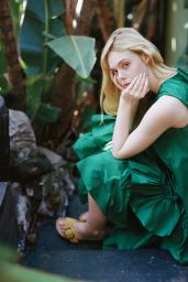 Elle Fanning - C Magazine 15th Anniversary Edition September 2020
