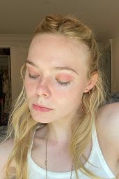 Elle Fanning - Social Media Photos 09/18/2020
