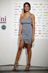 """Elodie - """"The Time of Women"""" Event in Milan 09/12/2020"""