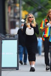Elsa Hosk - Out in NY 09/29/2020