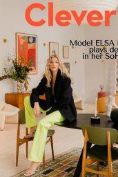 Elsa Hosk - Social Media Photos 09/23/2020