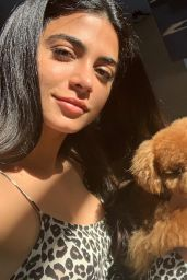 Emeraude Toubia - Social Media Photos 09/28/2020