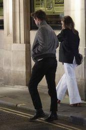 Emilia Clarke - Out in London 09/11/2020