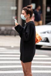 Emily Ratajkowski - Out in New York 09/09/2020