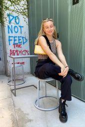 Emma Chamberlain - Social Media Photos 09/01/2020