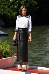 Emma Corrin - 77th Venice Film Festival 09/07/2020