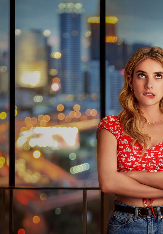 "Emma Roberts - ""Holidate"" Photos and Poster (2020)"