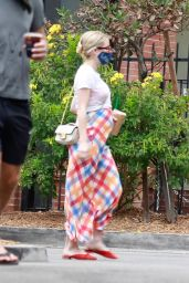 Emma Roberts - Out in Los Feliz 09/08/2020