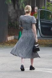 Emma Roberts - Out in Los Feliz 09/15/2020