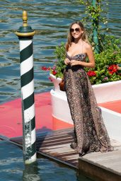 Ester Exposito - Arriving at the Excelsior in Venice 09/02/2020