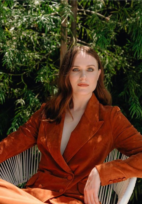 Evan Rachel Wood - The New York Times 2020 (more photos)
