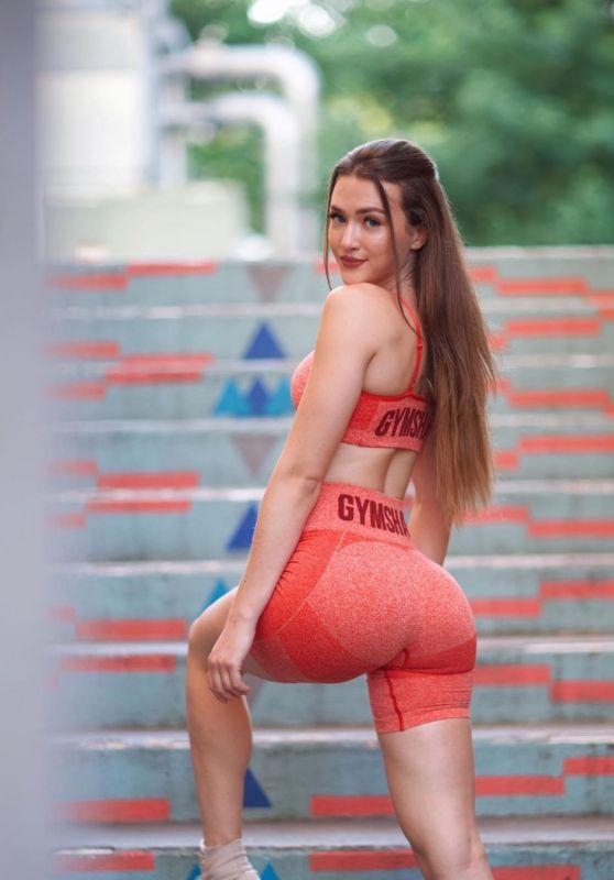 Evgeniya Lvovna - Social Media Photos 09/21/2020