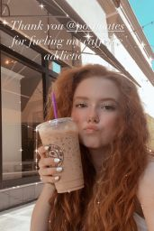 Francesca Capaldi - Social Media Photos 09/30/2020