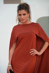"""Francesca Valtorta – """"Padrenostro """" Premiere at the 77th Venice Film Festival"""