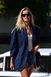 Frida Aasen - Arrives at 77th Venice Film Festival 09/03/2020