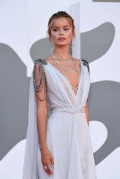 "Frida Aasen - ""Lovers"" Premiere at The 77th Venice Film Festival"