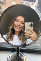 G. Hannelius - Social Media Photos 09/15/2020