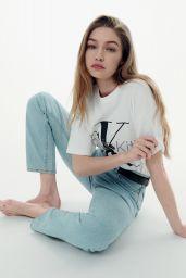 Gigi Hadid - KITH/Calvin Klein September 2020