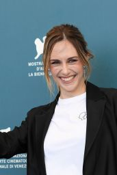 "Giulia Petrini - ""Run Hide Fight"" Photocall at Venice Film Festival"
