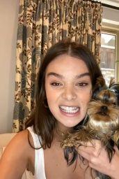 Hailee Steinfeld - Social Media Photos and Videos 09/06/2020
